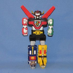 "1998 WEP 12"" VOLTRON ACTION FIGURE"